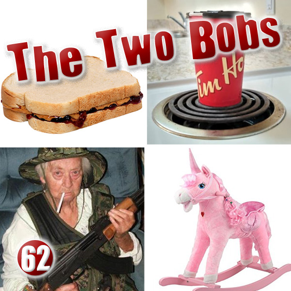 The Two Bobs Podcast